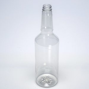 clearlongneckservingbottle
